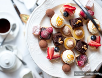 Top Spots For High Tea in Melbourne