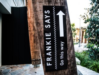 Frankie Says New Eatery & Bar To Launch 2015