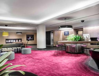 New Hotel Lobby Concept For Mercure