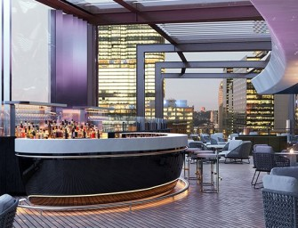 Zephyr Rooftop Bar Launched