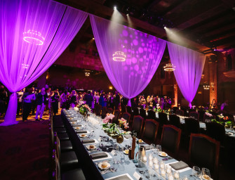 Plaza Ballroom Hosts MFWF Event
