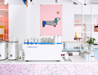 Good Times Milk Bar Opens Its Doors