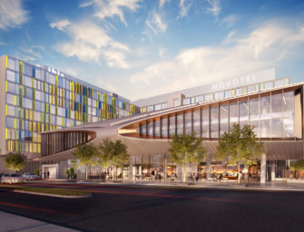 New Melbourne Airport Hotel Breaks Ground