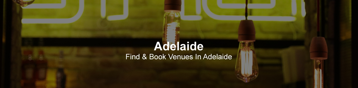 Adelaide Venues & Suppliers