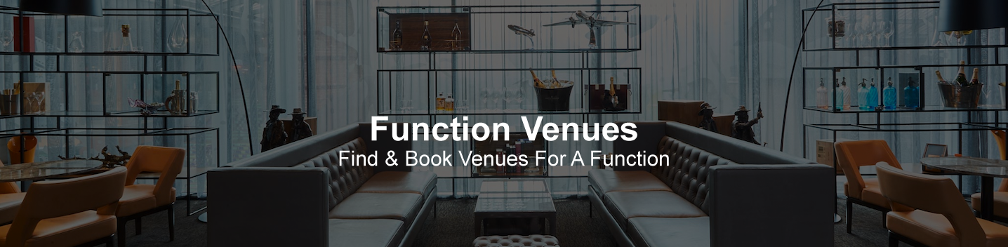 Function Venues For Events
