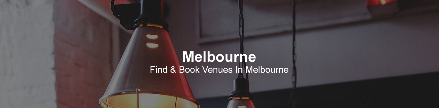 Melbourne Venues and Suppliers