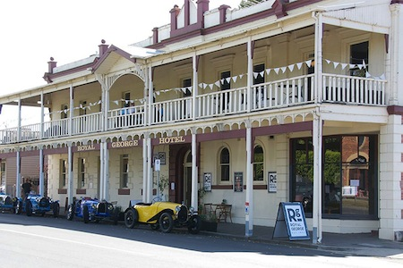 Royal George Hotel Kyneton