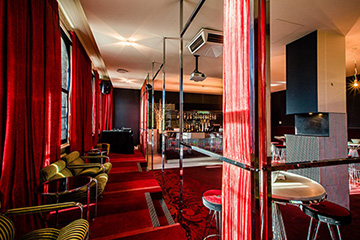 Temperance Hotel Lounge South Yarra